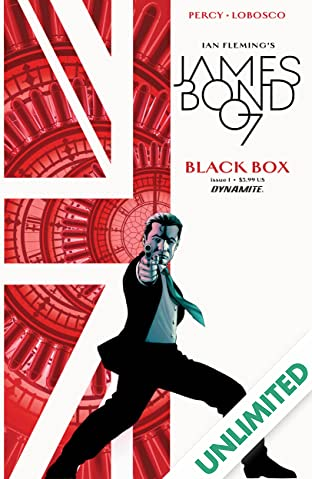 James Bond: Black Box (2017) #1 (of 6)